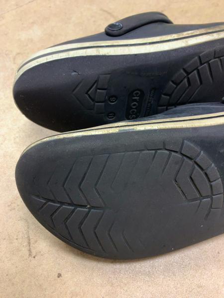 クロックス靴底