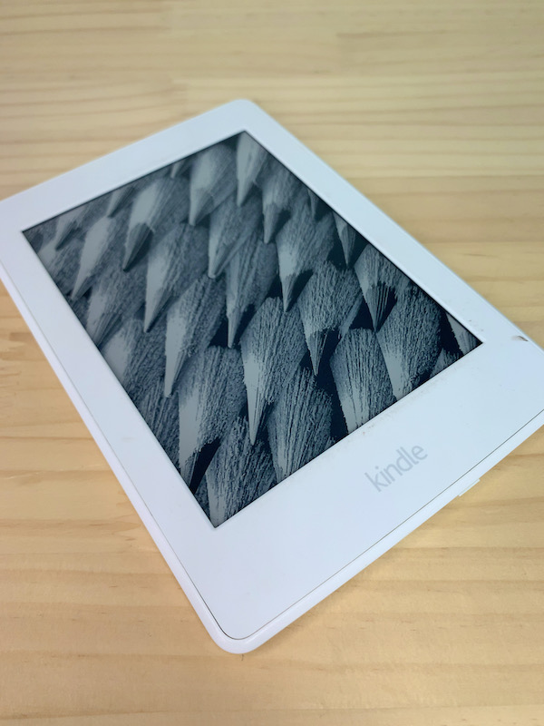 kindle paperwhite端末 写真