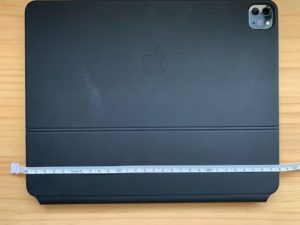 magic keyboard size