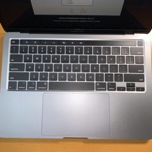 MBP13 USキーボード