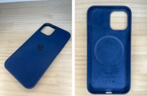 iphone12 pro シリコーンケース